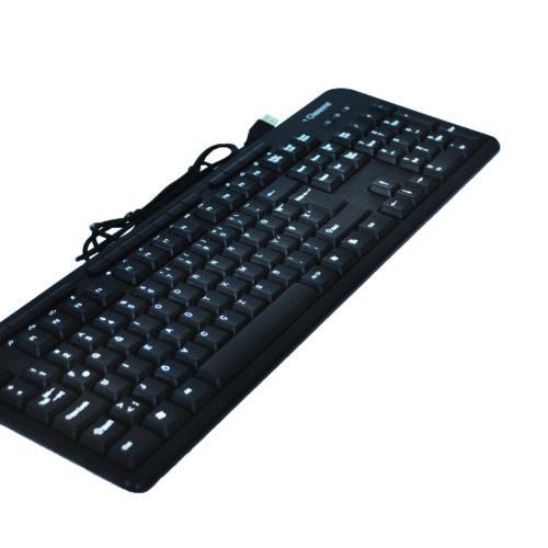 Multimedia Ultra Slim USB F Keyboard