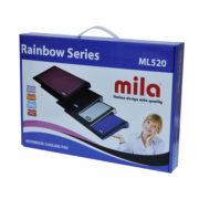 Rainbow Serisi Notebook Sogutucu / Siyah