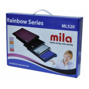 Rainbow Serisi Notebook Sogutucu / Beyaz
