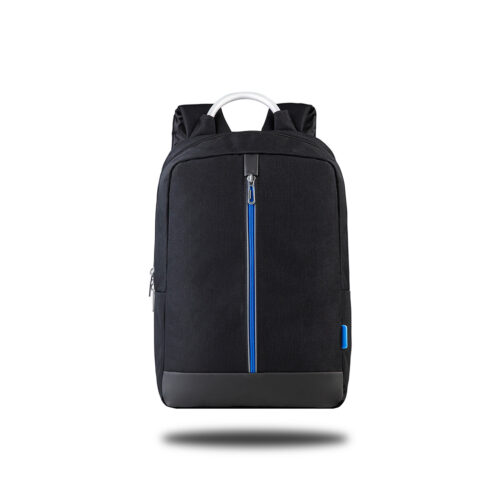 Classone Genoa Serisi PR-R400M 15.6 Sırt Notebook Çantası-Siyah-Mavi Astar