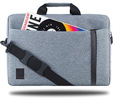 Classone BND804 WorkLife 15.6 inch Laptop, Notebook Çantası -Gri