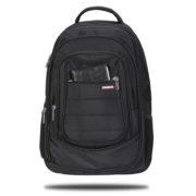 Classone BP-L200 Palermo Serisi 15,6 inch Sırt Çantası - Siyah