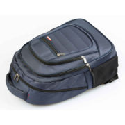 Palermo Series Backpack - Navy Blue