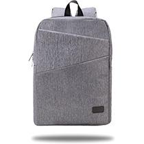 Classone Rovigo Serisi, BP-RG104 WTXpro Su geçirmez Kumaş ,15.6 Sırt Notebook Çantası-Gri