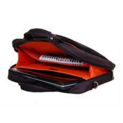 Elegance Large Serisi Notebook Çantası Siyah