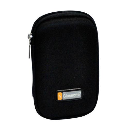 2,5'' Uyumlu Hard Disk Taşıma Çantası - Siyah