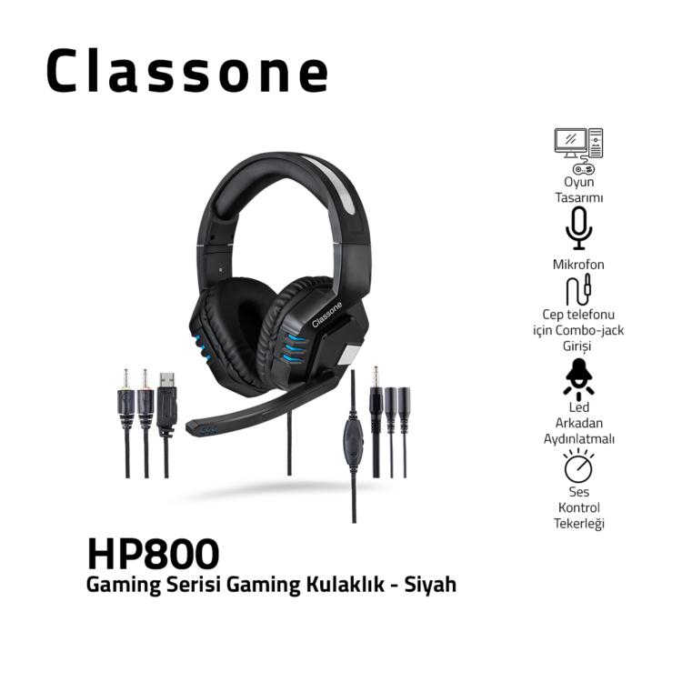CLASSONE HP800 SPIELKOPFHÖRER