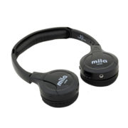Kafabantlı Universal Kablosuz Bluetooth Telefon Uyumlu Kulaklık Siyah