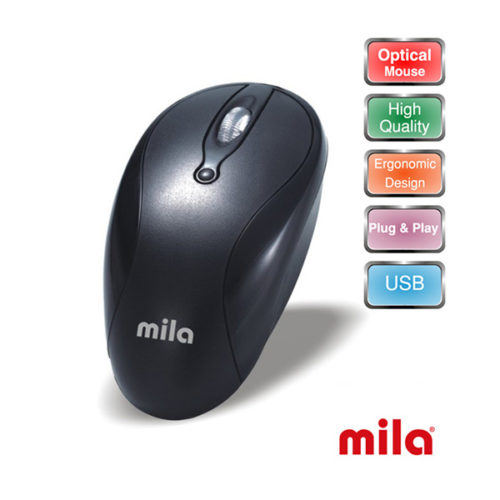 Mini Optik Mouse 800 DPI / USB