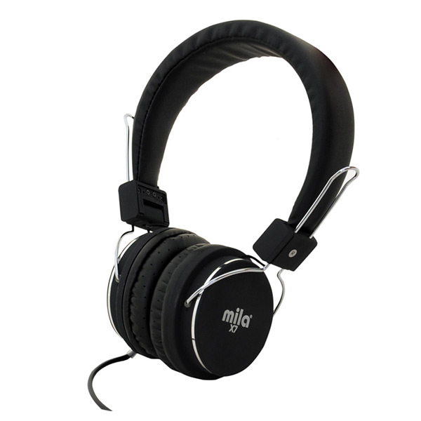 X7 Serisi Universal Telefon & Tablet & Pc Uyumlu Kulaklık Siyah