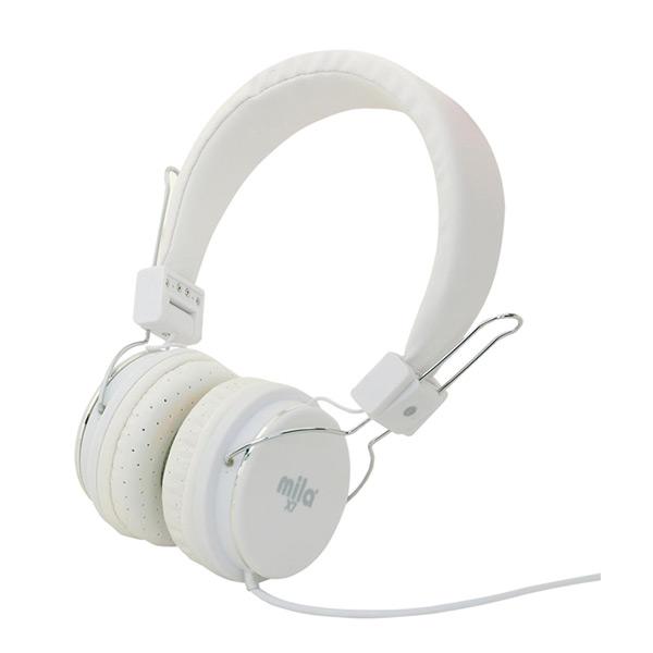 X7 Serisi Universal Telefon & Tablet & Pc Uyumlu Kulaklık Beyaz