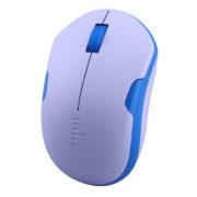 Kablosuz USB Nano Alıcılı Optik Mouse Beyaz / Mavi