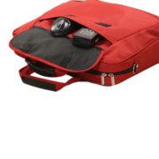 Prestige Large Serisi Notebook Çantası Kırmızı