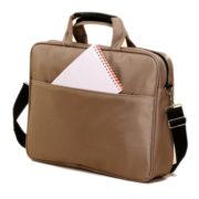 Classone NB156PR-3 Prestige Large Serisi 15,6 inch Notebook Çantası Bej