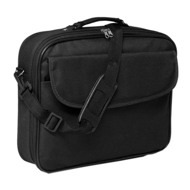 Classone T-NT-P1 15,6 inch Notebook Çantası - Siyah