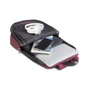 Classone PR-C1605 Casetto Serisi 15.6 Sırt Notebook Çantası-Bordo