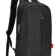 Classone PR-R150 Roma Serisi 15,6 inch Notebook Sırt Çantası - Siyah