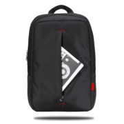 Classone PR-R160 Roma Large Serisi Notebook 15,6 inch Sırt Çantası / Siyah