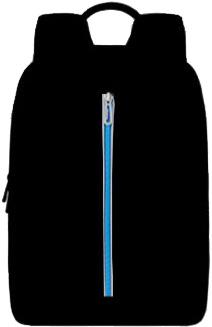 Classone Genoa Serisi PR-R400M 15.6 Notebook Sırt Çantası-Siyah-Mavi Astar