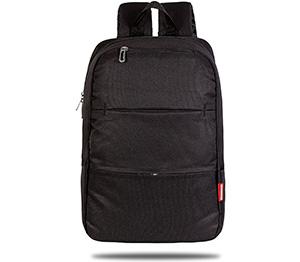 Classone PR-C1600  Casetto Serisi 15.6 Sırt Notebook Çantası-Siyah