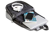 Classone PR-C1604  Casetto Serisi 15.6 Sırt Notebook Çantası-Gri