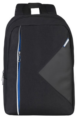 Classone PR-R200M Lucca Serisi 15,6 inç Laptop Notebook Sırt Çantası – Mavi Astar