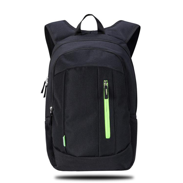 Classone BP-S360 New Trend Sport Style Serisi Notebook Sırt 15,6 inch Çantası - Siyah