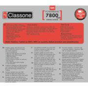 7800 mAh Taşınabilir Şarj Cihazı S84 - Kırmızı