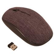 CLASSONE T89 Fabric 2.4 Ghz Kablosuz Mouse - Siyah