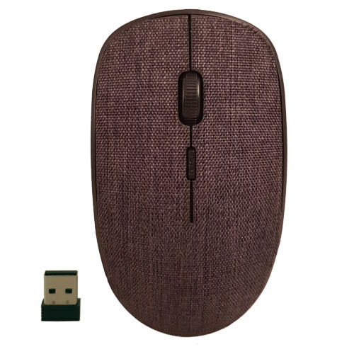 CLASSONE T89 Fabric 2.4 Ghz Kablosuz Mouse - Siyah