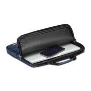 Top Loading Large Series Laptop Bag / Navy Blue