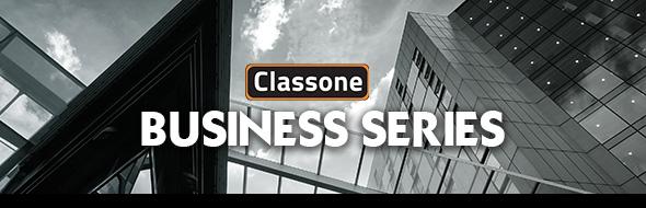 Classone Business Medium Serisi 13-14 inch uyumlu Laptop Çantası -Gri