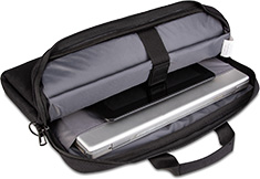 Classone WorkOut Serisi TL7000 15.6 inch Laptop , Notebook Çantası -Siyah