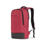 Classone TW1502 Twin Color 15.6 Sırt Notebook Çantası-Kırmızı