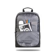 Classone TW1504 Twin Color 15.6 inch Notebook Çantası-Gri