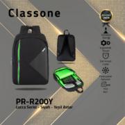 Classone PR-R200Y Lucca Serisi 15,6 inç Laptop Notebook Sırt Çantası