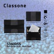 Classone S3600SS Avantgarde 13-14 inch Laptop Kılıfı - Siyah-Siyah