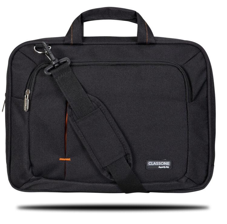 Classone UL160 Ultrabook Large Serisi 15,6 inch Notebook Çantası Siyah