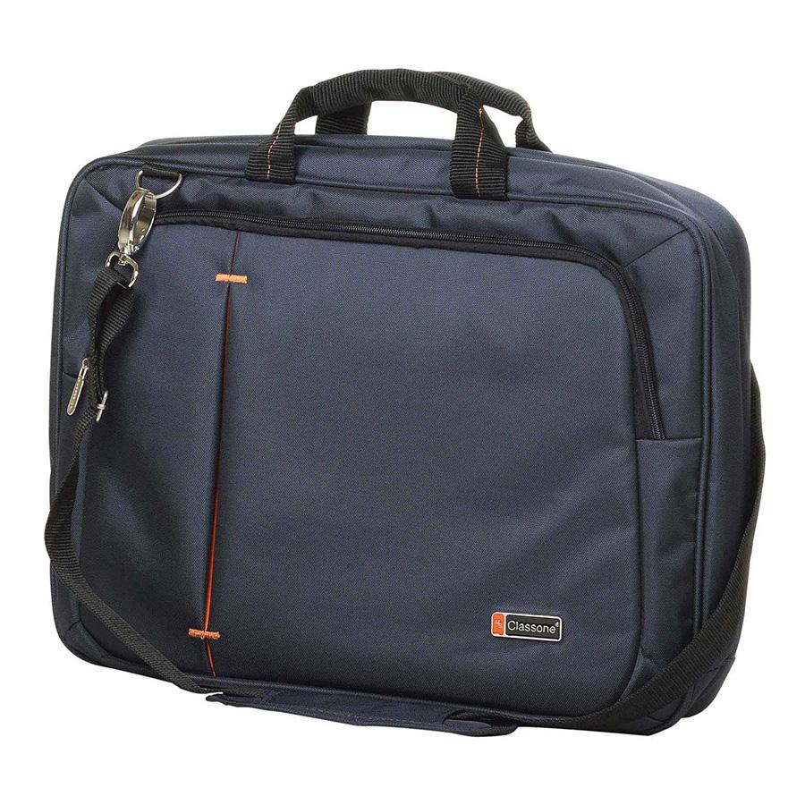 Ultrabook Large Serisi Notebook Çantası Lacivert