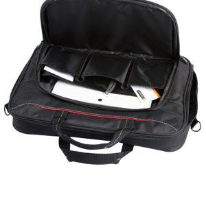 Classone CL310 Pavia Serisi 15,6 inch Notebook Çantası - Siyah