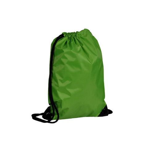 Büzgülü Torba Çanta - Yeşil