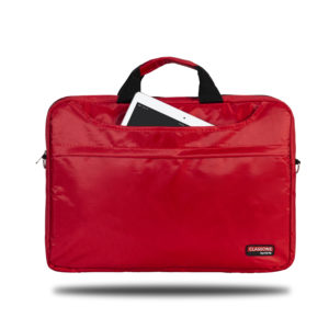 Classone TL2562 Top Loading Large Serisi 15,6 inch Notebook Çantası Kırmızı