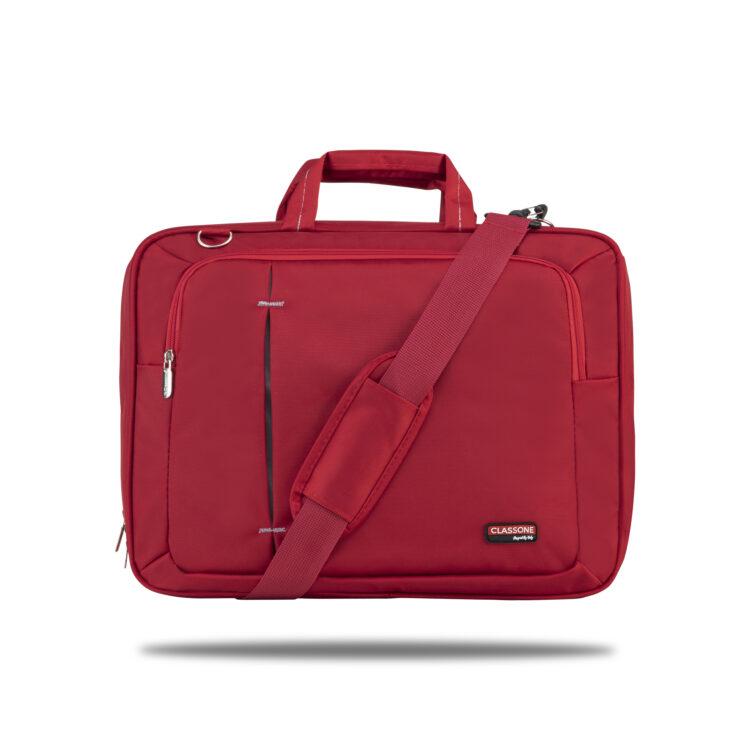Classone UL132 Ultracase Serisi 13-14 inch Notebook Çantası Kırmızı