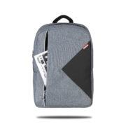 Classone PR-R204M Lucca Serisi 15,6 inç Laptop Notebook Sırt Çantası – Mavi Astar