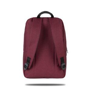 Classone PR-R205B Lucca Serisi 15,6 inç Laptop Notebook Sırt Çantası – Gri Astar