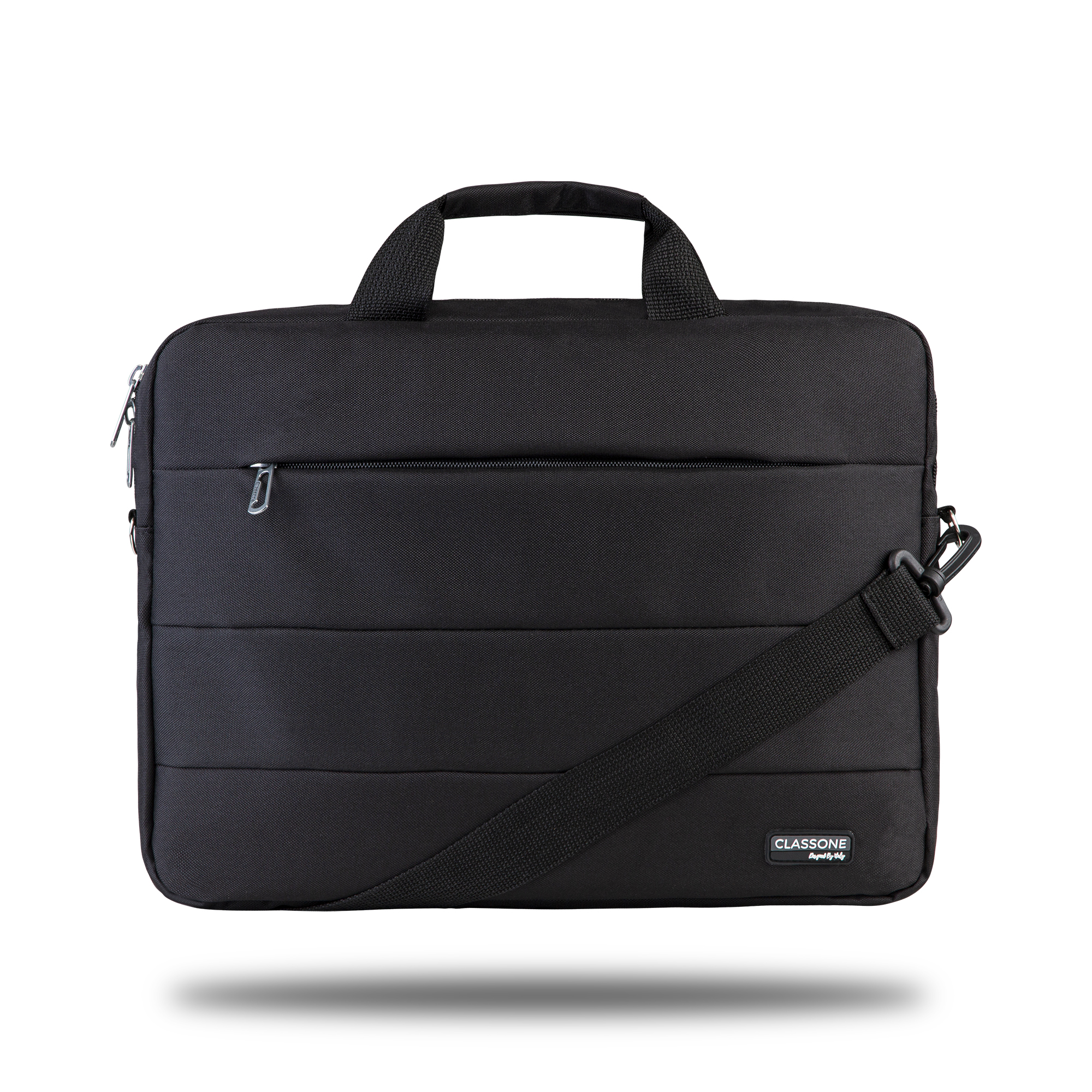 Classone Romeo Large Serisi TL2000 15.6 inch Uyumlu Notebook Çantası – Siyah