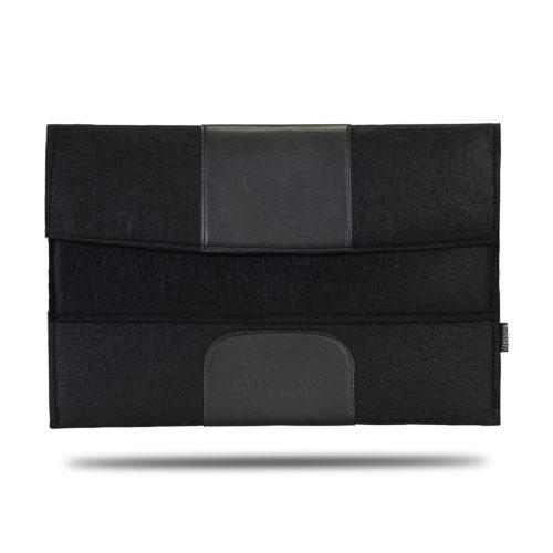 Classone Avantgarde 15,6 inch Laptop Kılıfı - Siyah-Siyah