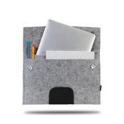 Classone S3604GS Avantgarde 13-14 inch Laptop Kılıfı - Gri-Siyah