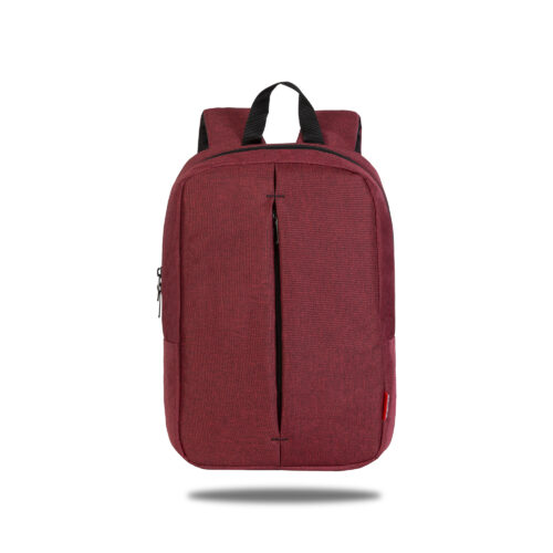 Classone PR-R165 Roma Large Serisi Notebook 15,6 inch Sırt Çantası 15.6 - Bordo