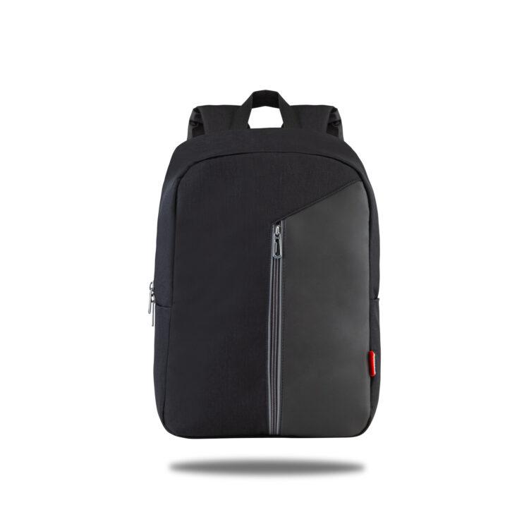Classone Modena Serisi PR-R300-G 15.6 Sırt Notebook Çantası-Siyah-Gri Astar